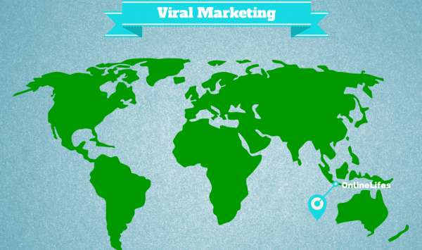 OnlineLifes viral marketing