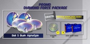 Promo Diamond Force April 2016